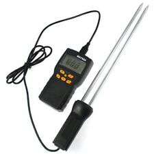Digital Grain Moisture Meter Tester Md-7822 S1q5 Q4x4