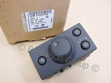 New Genuine Vauxhall Meriva A 2003 - 2010 Lighting Light Switch Unit 93394756 ob