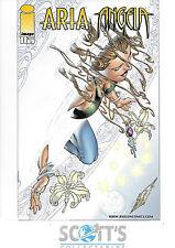 Aria Angela  #1   NM   (Image)   Quesada Cover