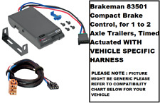 83501 Pro Series Brake control with Wiring Harness 3064 FOR 2019-2020 GM