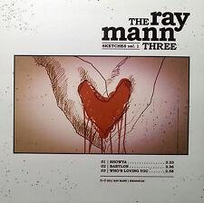 THE RAY MANN THREE 3 TRACK CD SKETCHES VOL1 ULTRA RARE FREE POST IN AUSTRALIA