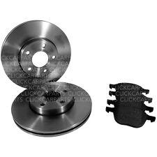 "Ford Focus 2 Apec Front Brake Discs & Pads11/04->15"""