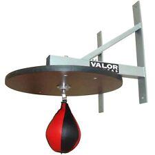 Valor Fitness Speed Bag Platform Mini CA-10 Punching Bag NEW