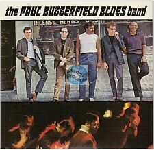 CD THE PAUL BUTTERFIELD BLIES BAND born in chicago