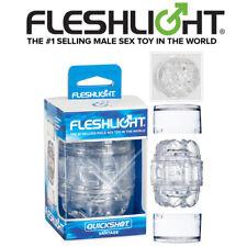 Fleshlight - Quickshot Masturbator Vantage Masturbatore uomo Superskin trasparen