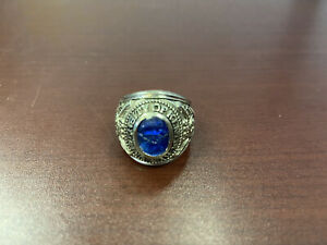 University of Kentucky Class Ring 10k Gold Size 9 1/2 1866 United We Stand