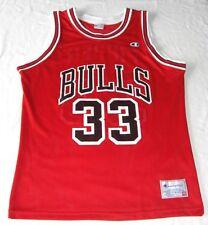 SCOTTIE PIPPEN CHICAGO BULLS NBA Jersey Trikot Basket camiseta maglia canotta