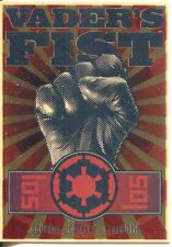 Star Wars Chrome Perspectives Empire Propaganda Chase Card 6 VADER'S FIST