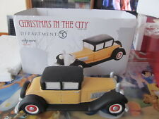 Dept 56 Christmas in the City Cars New(?) with box 4025246