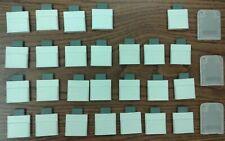 Lot Of 26 Microsoft Xbox 360 Memory Unit (5x 64MB, 21x 256MB, 1x 512MB)