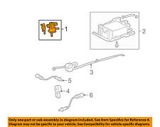 New ListingToyota Oem Emission System-Vacuum Switch 258600V020
