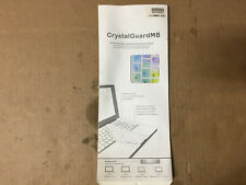 Crystal GuardMB Keyboard Protector for MacBook Pro 13.3 Clear  #6910051350225