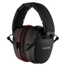 Noise Reduction Ear Muffs For Hunting Shooting Hearing Protection Headphones