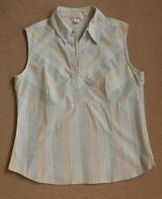 Sussan Striped Regular Size Blouses for Women