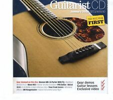 (GR744) Git #324 January 2010 - 2010 Guitarist CD