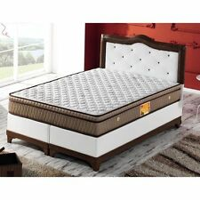 Markenlose klassische Möbel aus Kunstleder fürs Schlafzimmer