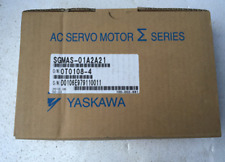 1PC New Yaskawa servo motor SGMAS-01A2A21 #WM06