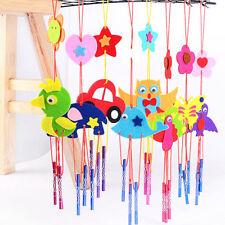 Funny Handmade Wind Chime Material Kit Diy Craft Door Bedroom Decor Kid Gift