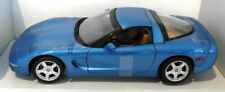 UT Models 1/18 Scale diecast - 21004 Chevrolet Corvette Coupe Metallic Blue
