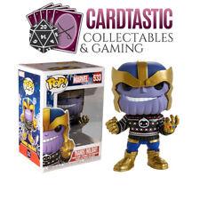 Marvel Thanos (Holiday) #533 - New Funko POP! vinyl Figure