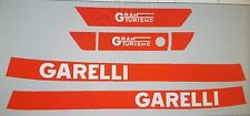 GARELLI GRAN TURISMO MODELS  FULL  DECAL KIT