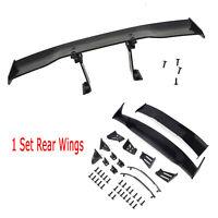 Car Rear Wings Plastic for 1/10 RC Racing Drift Car Road Body Rear Spoiler Wing