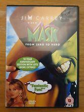 THE MASK (DVD, 2005) Jim Carrey, Cameron Diaz