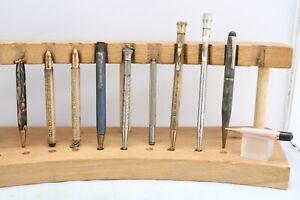 Vintage (c1940/50) Mechanical Pencils, 10 Designs, UK Seller
