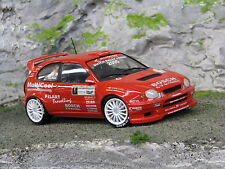 QSP Toyota Corolla WRC 1998 1:24 #1 Wevers / Goddé Golden Tulip Rally 2005