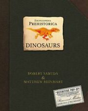 NEW Encyclopedia Prehistorica : Dinosaurs By Robert Sabuda Hardcover