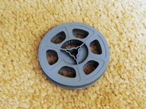 "One 3"" inch Empty Standard 8 mm Film Take-up Reel Spool"