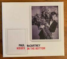Paul McCartney CD Kisses On The Bottom Vtg Music Beatles