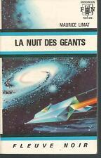 La Nuit des Géants. Maurice LIMAT. Anticipation 334   SF46