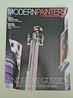 Modern Painters magazine 2007 Mary Heilmann Wang Qingsong Andreas Gursky Celmins