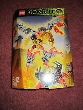 LEGO BIONICLE IKIR CREATURE OF FIRE 71303 - NEW/BOXED/SEALED