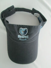 Memphis Grizzlies NBA Basketball visor blue small adult child youth Reebok NEW