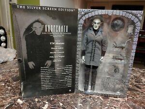 "NIB Sideshow The Vampyre Nosferatu 12"" Figure Silver Screen Edition"