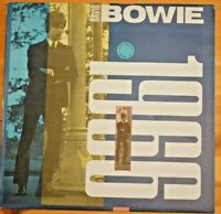 David Bowie 1966 LP 33RPM PRT 6 Trk Album! 1988 Yugoslavia Import