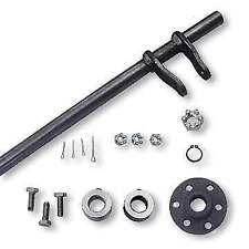 "Steering Shaft, 5/8"" Od & Hub Kit, Welded Pitman Arms, 22"" Length 1867-22"