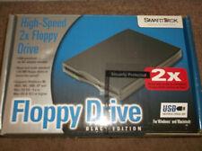 SmartDisk USB Floppy Drive Boxed Excellent