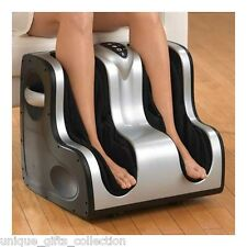 UNIQUE - LEG FOOT CALF MASSAGER VIBRATE MASSAGE HOME EXERCISE FITNESS