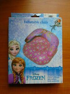 Disney Frozen Inflatable Chair. Anna & Elsa Design. ! NEW !
