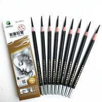 12pcs Sketch Pencils Eraser Charcoal Pencil Paper Drawing Set Art Supply