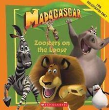 Madagascar: Esto es un zoolgico: It's a Zoo in Here (sp) (Spanish Edition)