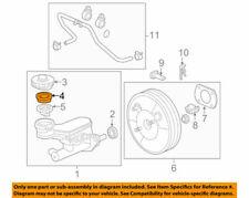 46669S5A003 Acura Honda Brake Master Cylinder Cap Diaphragm