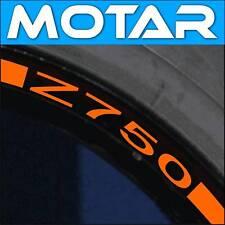 LISERET JANTE Z750 Z 750 STICKER MOTO 40 colors