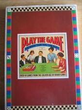 Play the Game The Book That You Can Play 40 Board Games