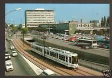 NANTES Gare : TRAMWAY ,CITROEN 2CV, RENAULT 4L, AUTOBUS