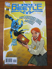Blue Beetle #10 - The Mother Box - Keith Giffens, Cully Hamner Art NM+