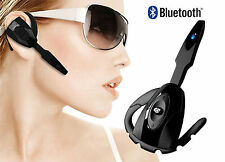 BLUETOOTH WIRELESS HEADSET EARPHONE HANDSFREE WITH MIC FOR HTC ONE M7 M8 M8 ALL